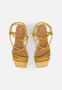 Toral - Sandals - yellow - 4
