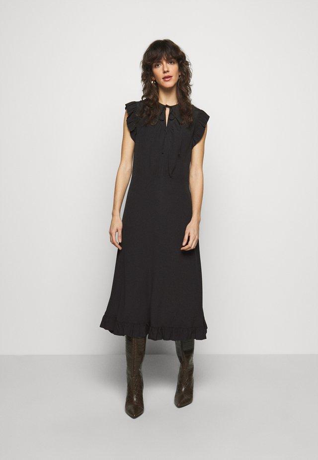 SPAINE - Denní šaty - black