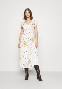 Farm Rio - CASHEW DOT MAXI DRESS - Day dress - multi - 1
