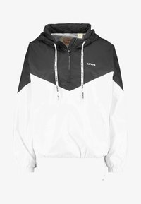 Levi's® - KIMORA JACKET - Windbreaker - meteorite/bright white - 3