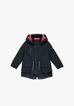 Winter jacket - steiff navy