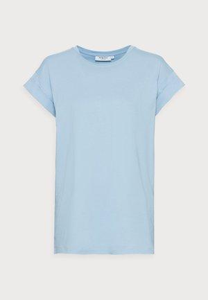 ALVA SEASONAL TEE - Basic T-shirt - powder blue