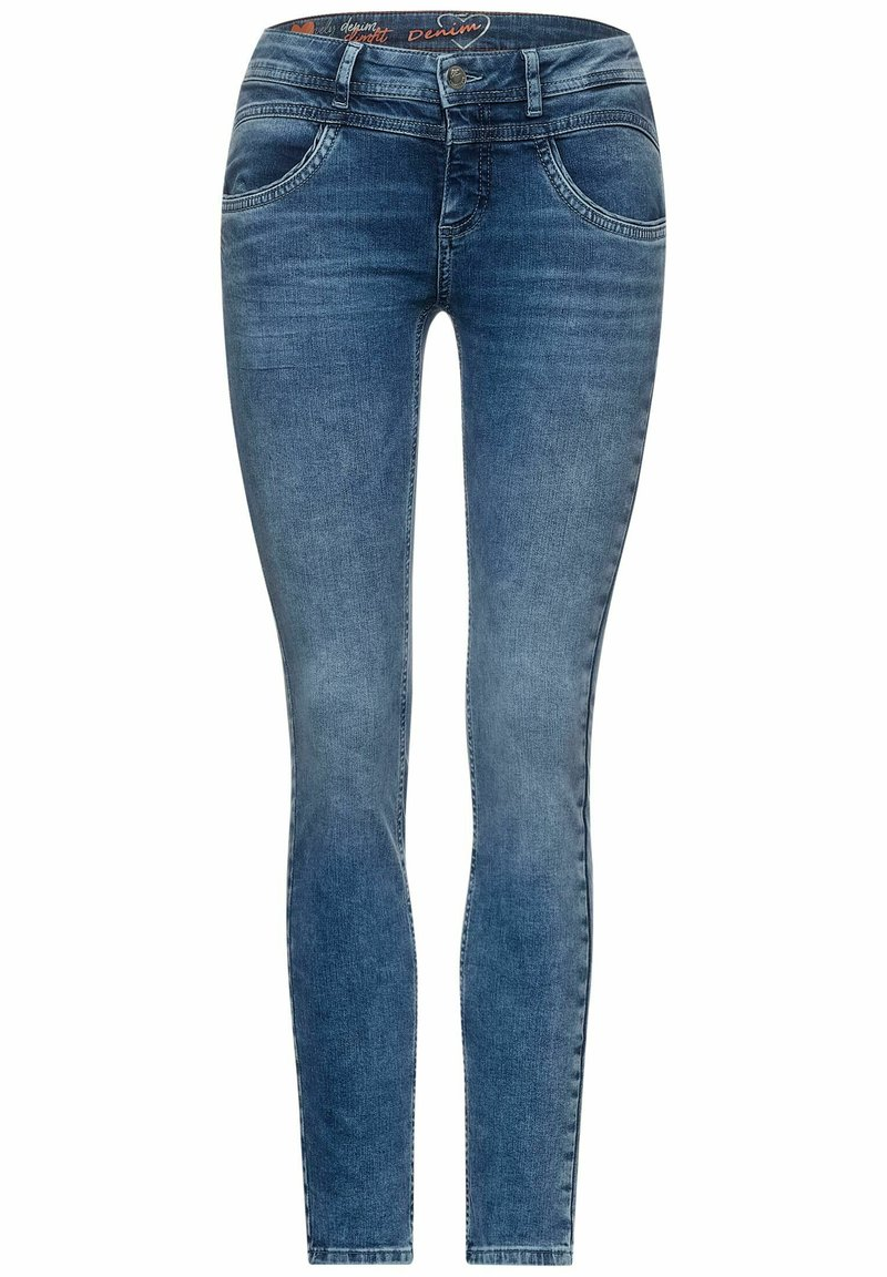 Street One - Slim fit jeans - blau