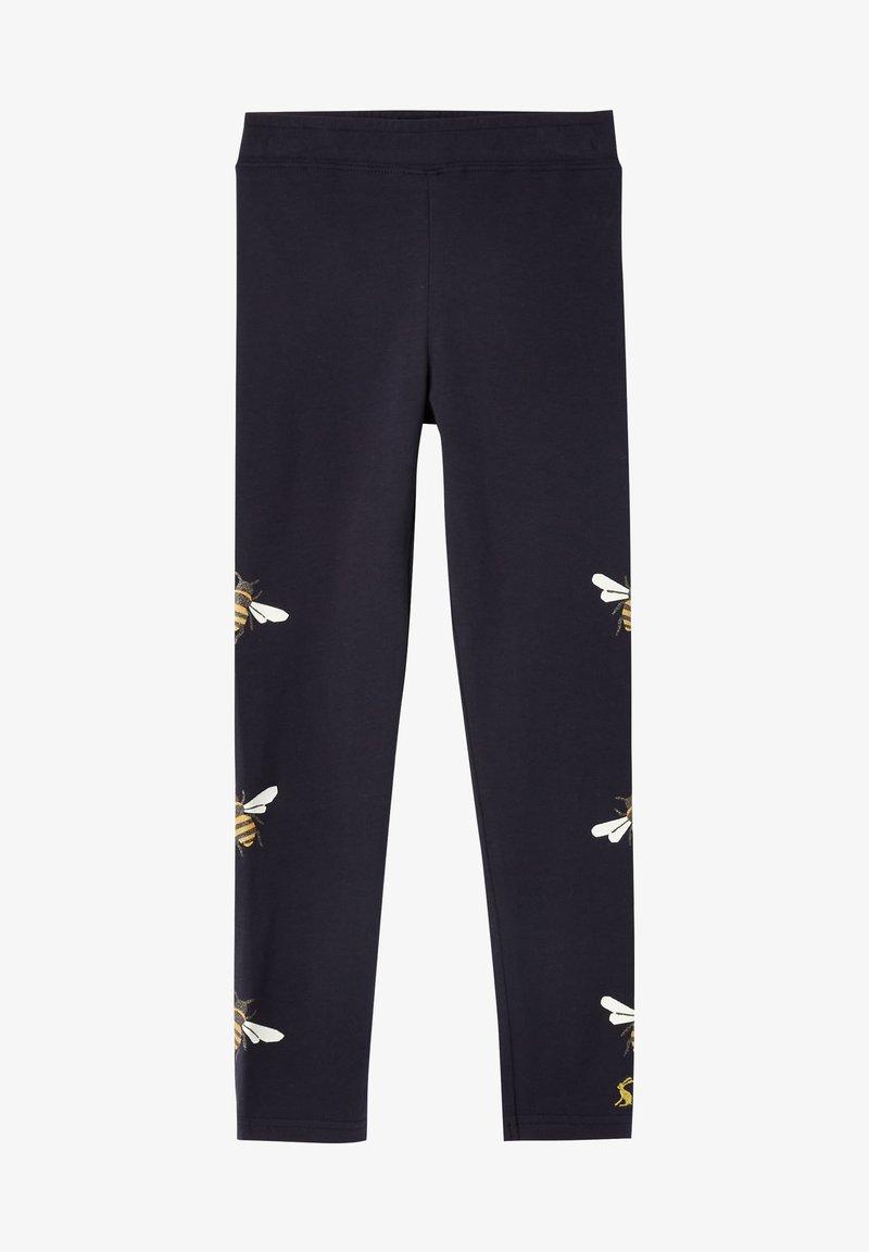 Tom Joule - Leggings - Trousers - marineblau bienen