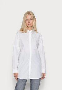 Esprit - BLOUSES PAPER - Blouse - white - 0