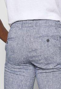 Selected Homme - SLHSTRAIGHT PARIS  - Shorts - blue - 4