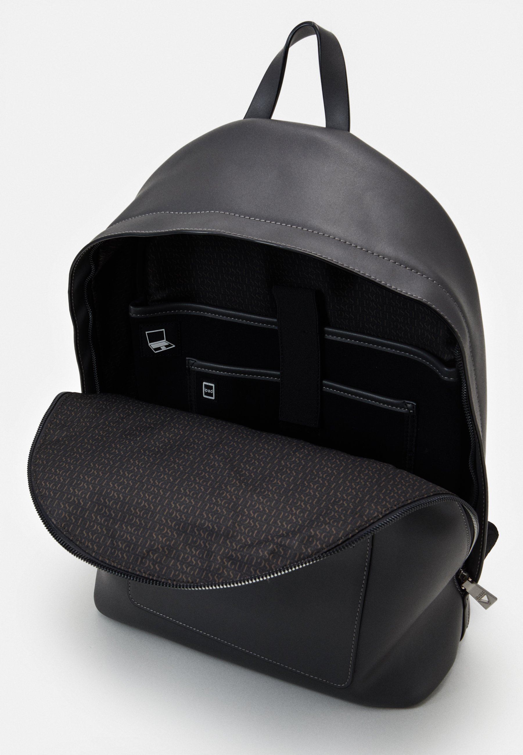 Guess DAN BACKPACK - Tagesrucksack - grey/grau - Herrentaschen O8Ihl