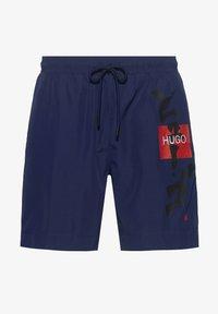 HUGO - Swimming shorts - blue - 3