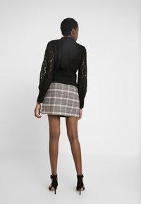 Fashion Union - ROSA - Bluser - black - 2