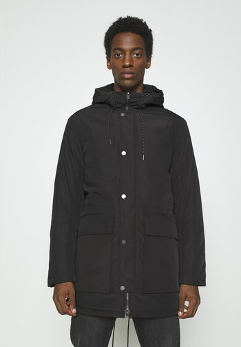 SLHLEO  - Winter coat - black