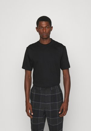 ACE MOCK NECK - Camiseta básica - black