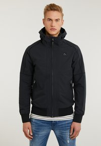 CHASIN' - Summer jacket - black - 0