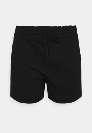 VMEVA RUFFLE - Shorts - black