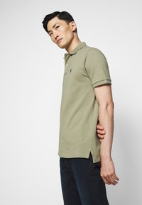 Polo Ralph Lauren - SHORT SLEEVE - Polo - sage green - 3