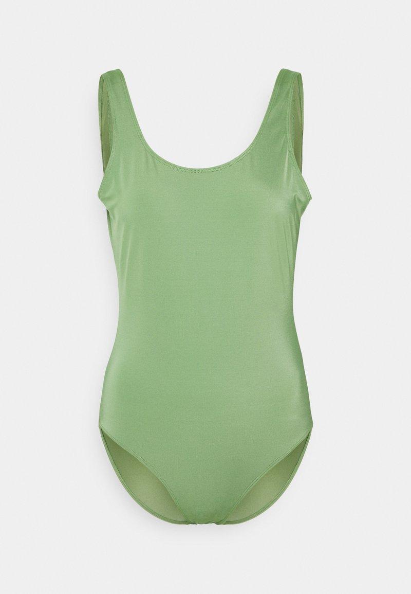 Monki - Swimsuit - green