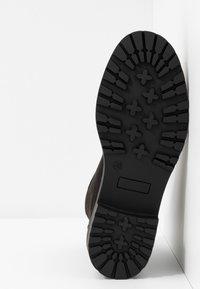 Even&Odd - Platform ankle boots - black - 6