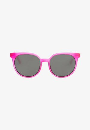 MAKANI - Sonnenbrille - matte crystal pink/ grey