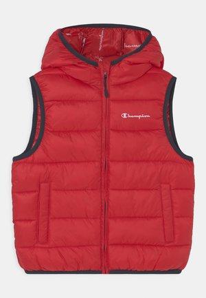 UNISEX - Waistcoat - red