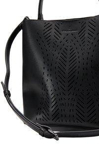 DreiMaster - Tote bag - black - 5