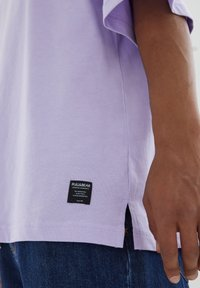 PULL&BEAR - T-shirts basic - purple - 3