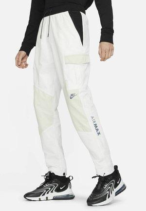 Pantaloni sportivi - summit white/light bone/black/black