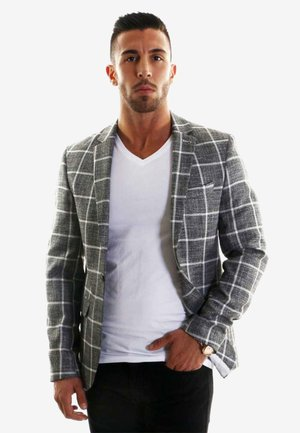 SAKKO - Blazer jacket - grey