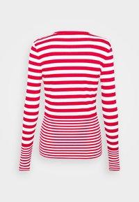 Lauren Ralph Lauren - Long sleeved top - white/lipstick red - 6