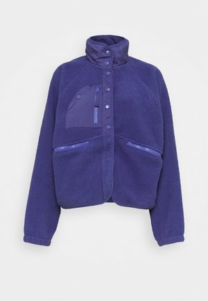 HIT THE SLOPES JACKET - Fleecejas - sky