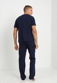 Polo Ralph Lauren - BOTTOM - Pyjamahousut/-shortsit - cruise navy - 2