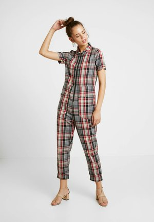 Overall / Jumpsuit /Buksedragter - red