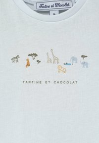 Tartine et Chocolat - Printtipaita - bleu ciel - 2