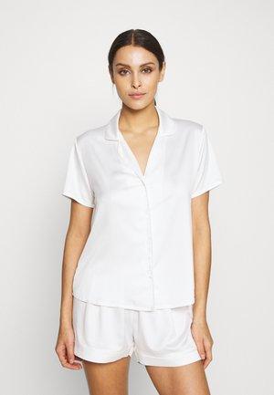 BRIDE REVERE SHORT SET - Pyjamas - ivory