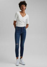 edc by Esprit - Jeans Skinny - dark blue - 1