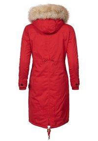 Navahoo - Winter coat - red - 1