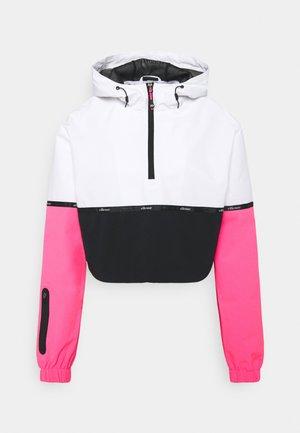 MIZUKI - Sportovní bunda - white