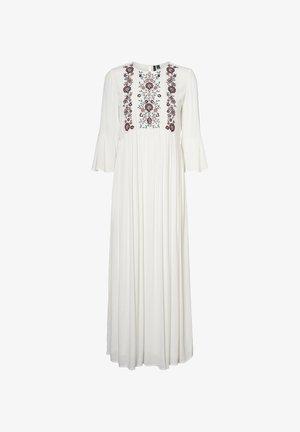 KARLA  - Maxi dress - snow white
