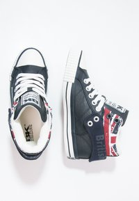 British Knights - ROCO - Sneakers high - navy - 1