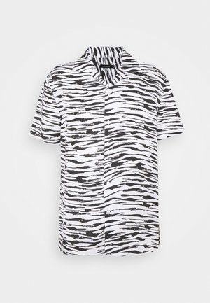 AXEL RESORT SEASONAL PRINT - Camicia - white