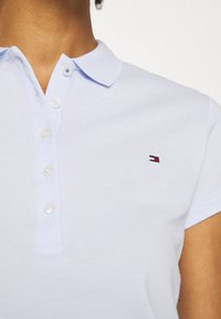 Tommy Hilfiger - SHORT SLEEVE SLIM - Polo - bliss blue - 5