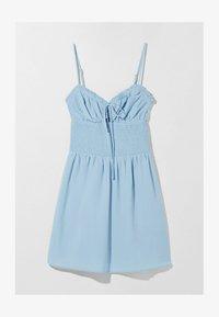 Bershka - Day dress - light blue - 4