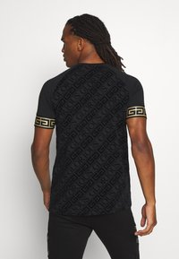 Glorious Gangsta - LANZO  - T-shirt con stampa - black - 2