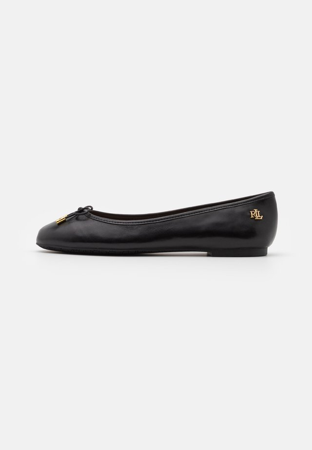 JAYNA - Ballet pumps - black