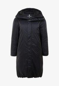 Cross Sportswear - HIGHLOFT COAT - Płaszcz zimowy - navy - 3