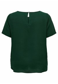 ONLY Carmakoma - CARLUXINA SOLID - Blouse - pine grove - 1