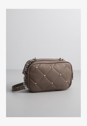 STELLATO MARBEL  - Across body bag - taupe