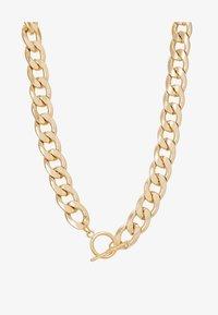 PCLERENDA NECKLACE - Collana - gold-coloured