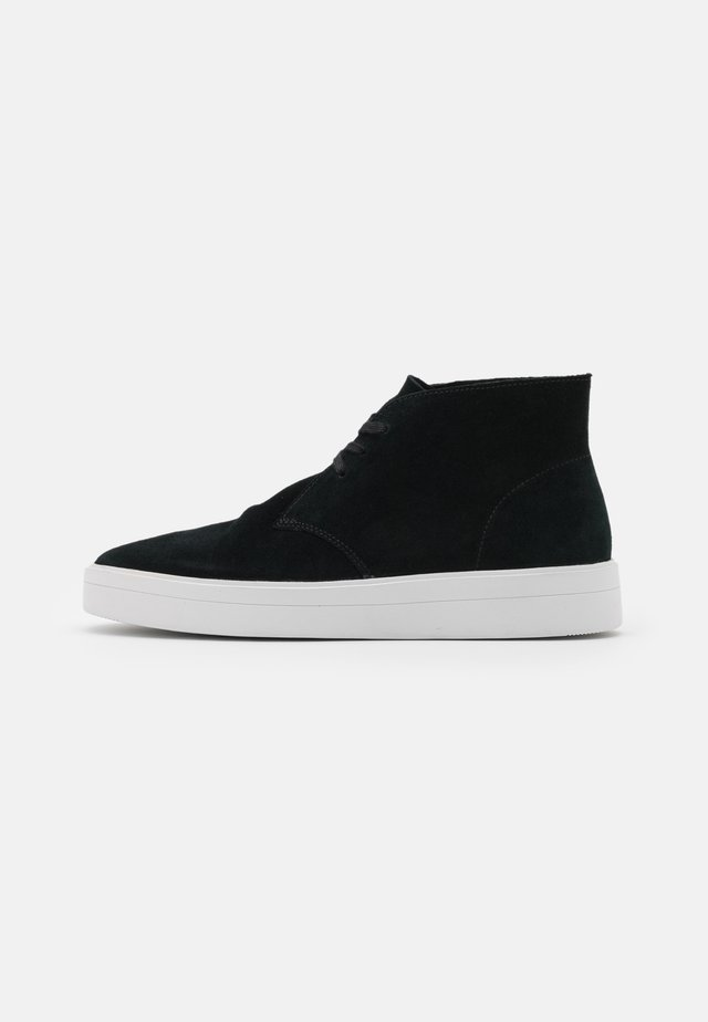 HERO  - Casual lace-ups - black