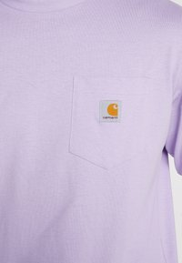 Carhartt WIP - POCKET  - Long sleeved top - soft lavender - 4
