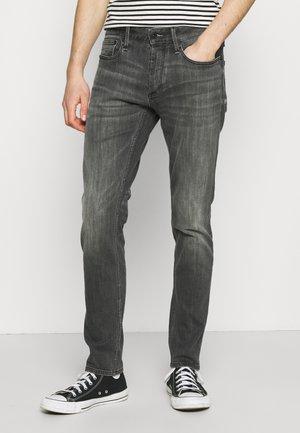 RAZOR  - Straight leg jeans - black