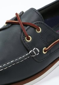 Timberland - Boat shoes - navy - 5